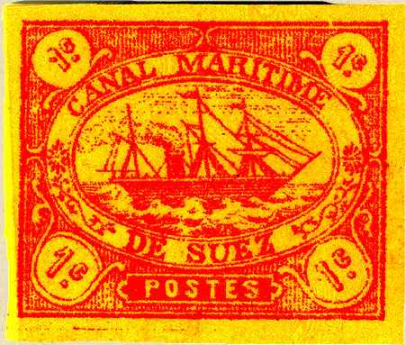 Suez canal Company - Forgery 18